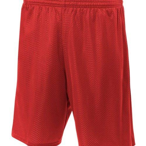 Tricot Mesh Short 6″ – Youth (A4NB5301)