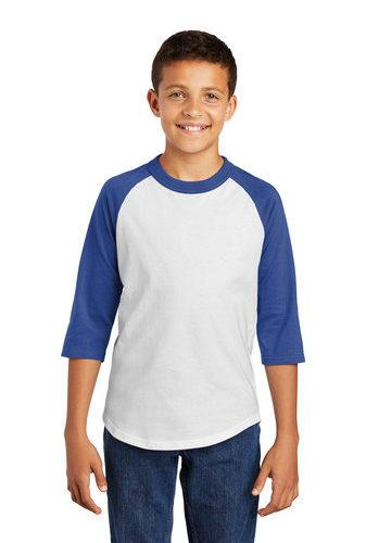 Colorblock Raglan Jersey – Youth (YT200)