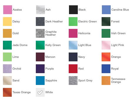 8000_ColorChart