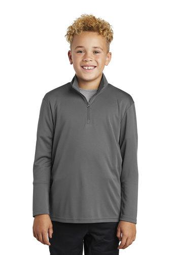 Competitor 1/4-Zip Pullover – Youth (YST357)
