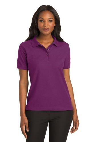 Port Authority Silk Touch™ Polo – Women's