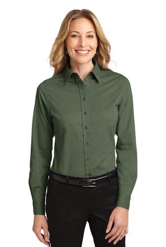Port Authority Long Sleeve Easy Care Shirt – Women's