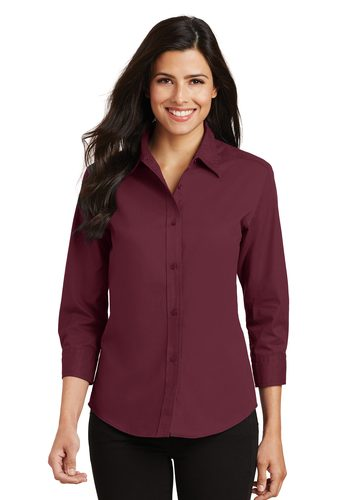 Port Authority 3/4-Sleeve Easy Care Shirt – Women's