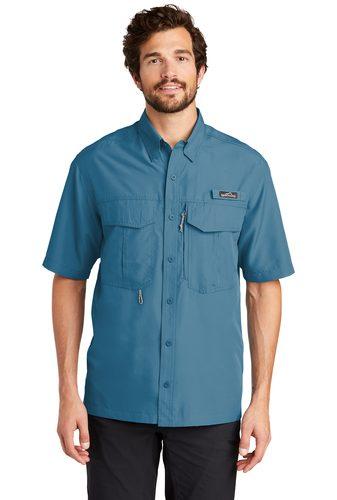 Eddie Bauer  – Short Sleeve Performance Fishing Shirt