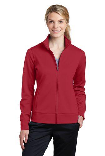 Sport-Tek Fleece Full-Zip Jacket – Women's
