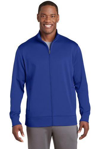 Sport-Tek Fleece Full-Zip Jacket