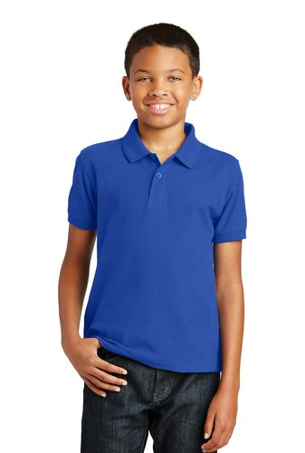 Port Authority Core Classic Pique Polo – Youth